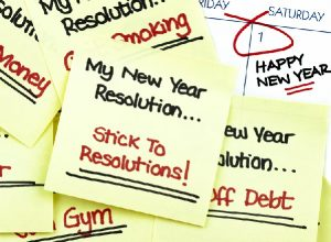 New Year's Resoution